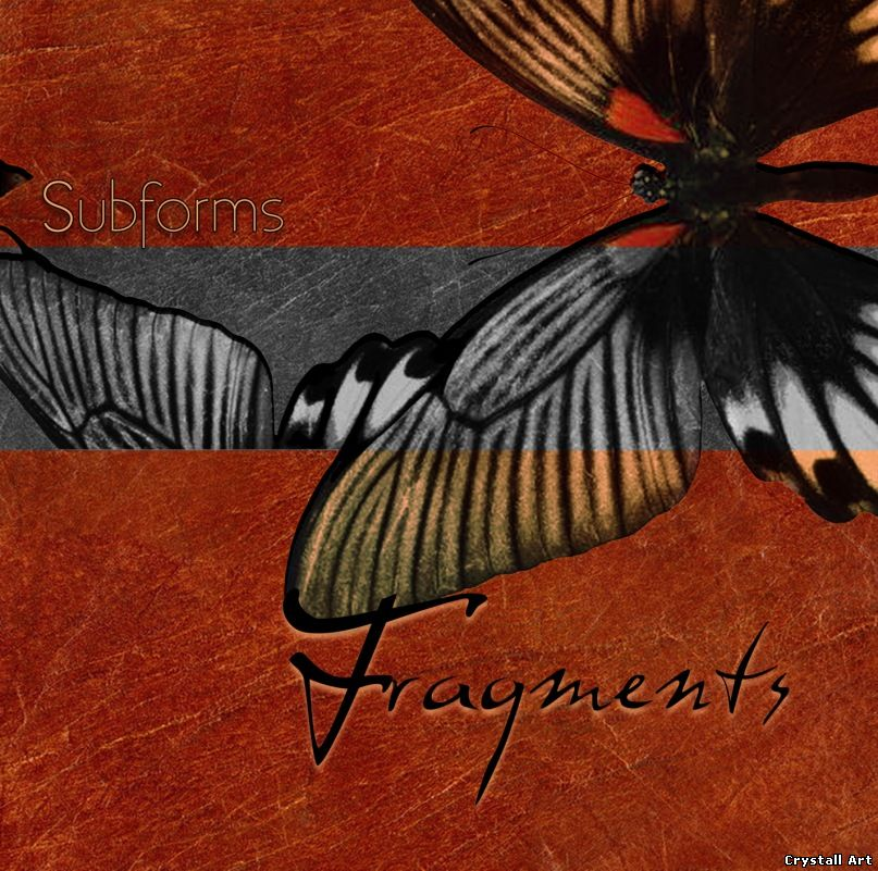 crystall art cover Subforms Fragments